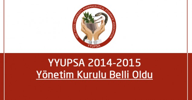 YYUPSA 2014-2015 Yönetim Kurulu Belli Oldu