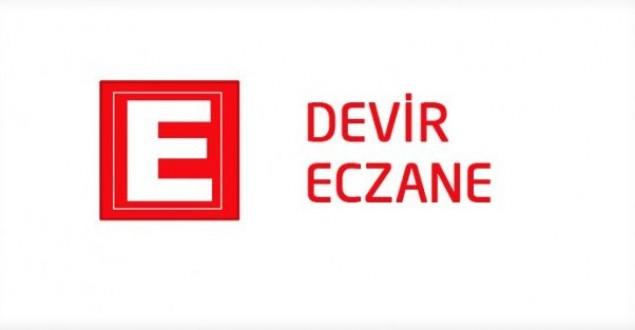 İŞ DEĞİŞİKLİĞİ SEBEBİYLE DEVİR ECZANE