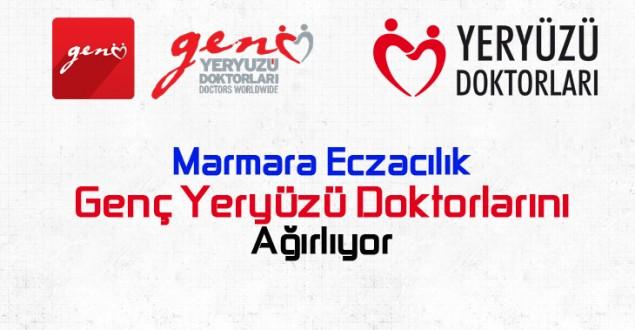 Marmara Eczacılık Genç Yeryüzü Doktorlarını Ağırlıyor