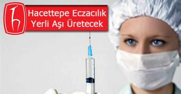 Hacettepe Eczacılık Yerli Aşı Üretecek