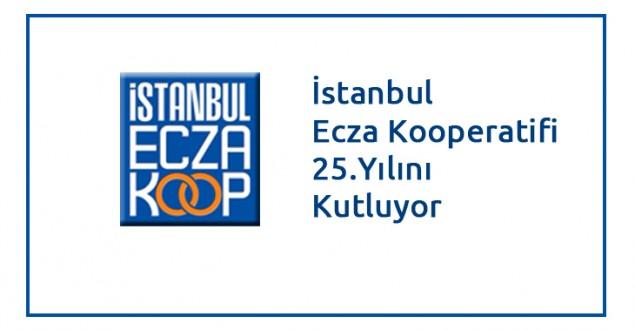 İstanbul Ecza Kooperatifi 25.Yılını Kutluyor
