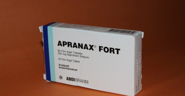 Apranax Nasıl Kullanılır? Yan etkisi var mıdır?