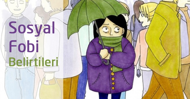 Sosyal Fobi Belirtileri ve Sosyal Fobiden Kurtulmanın Kesin Yolu!