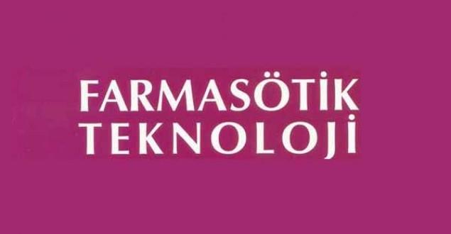 Farmasötik Teknoloji dersi hakkında