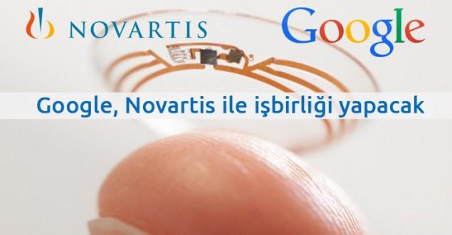 Novartis & Google İşbirliğinde Akıllı Lens Projesi