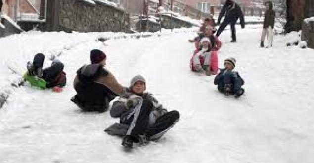 6 ocak 2015 Salı Eskişehir'de okullar tatil mi