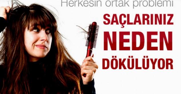 Kadınlar ve Erkeklerde Saç Dökülmesinin Sebepleri