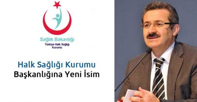 Türkiye Halk Sağlığı Kurumu Başkanlığına Yeni İsim