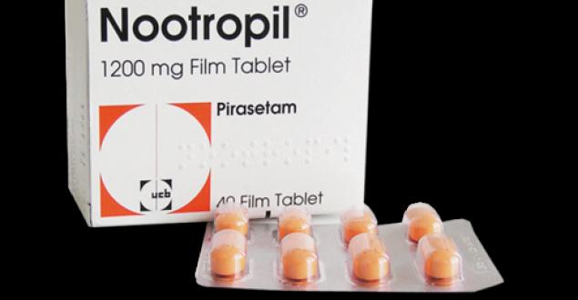 Nootropil yan etkileri, nootropil ne için kullanılır
