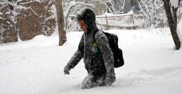 11 Şubat 2015 Çarşamba Ağrı'da okullar tatil mi