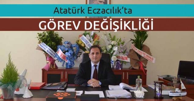 Atatürk Eczacılığa yeni dekan yardımcısı