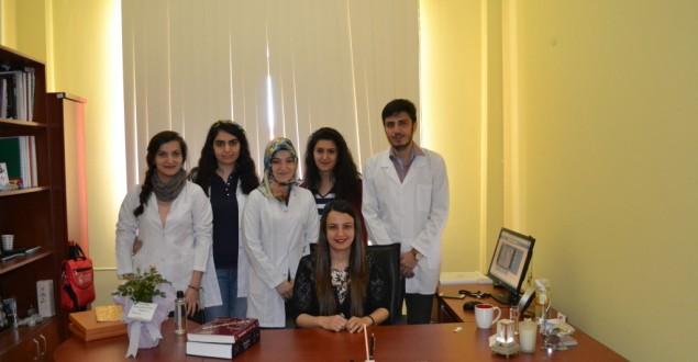Atatürk Üniversitesi Eczacılık Fakültesi Farmakoloji
