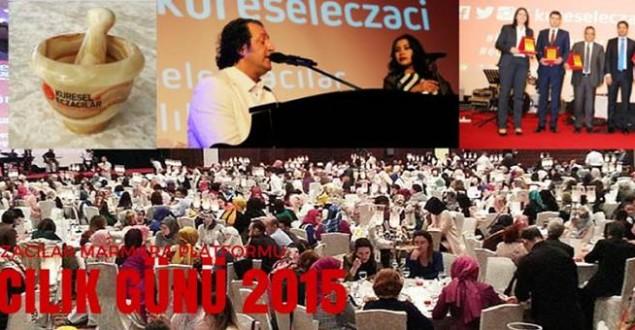 Küresel Eczacılar Marmara Platformu – Eczacılık Günü 2015