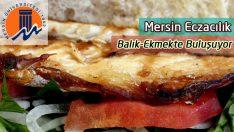 Mersin Eczacılık Balık-Ekmekte Buluşuyor