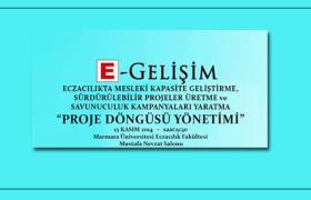 MUPSA ile E-Gelişim Marmara Üniversitesi'nde