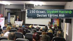 150 Eczacı, Diyabet Hastalığı Destek Eğitimi Aldı