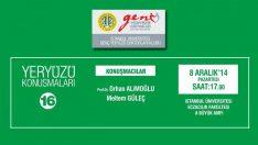 Yeryüzü Doktorları İstanbul Eczacılığa Geliyor