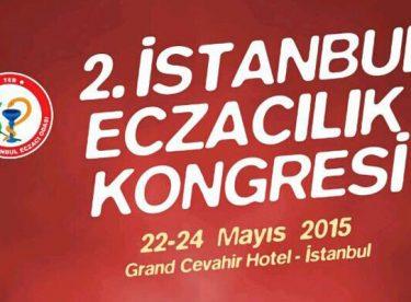 2. İstanbul Eczacılık Kongresi Başlıyor!