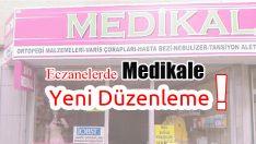 Eczanelerde Medikale Yeni Düzenleme