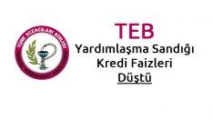 TEB Yardımlaşma Sandığı Kredi Faizleri Düştü