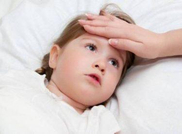 Bebek ve Çocuklar için ateş düşürücü ilaç