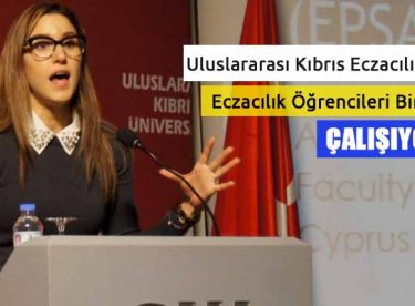CIUPSA öğrenci birliği EPSA semineri düzenledi.