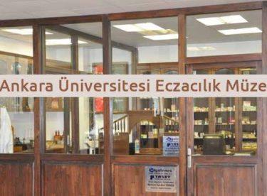 Ankara Üniversitesi Eczacılık Müzesi