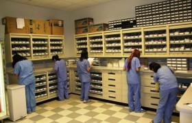 Hastane eczanesi stajında ne öğrenilir