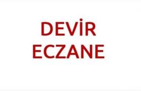 Ankarada Kızılayda Devir Eczane