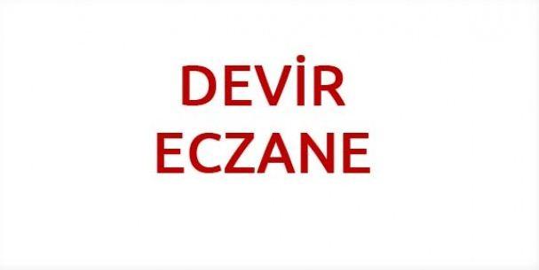 Ankara Yenimahallede Devir Eczane