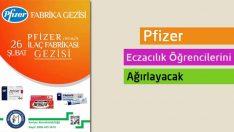 Pfizer Eczacılık Öğrencilerini ağırlayacak