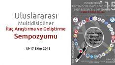 Uluslararası Multidisipliner İlaç Araştırma ve Geliştirme Sempozyumu