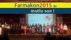 Farmakon 2015 Eczacılık Kongresi sona erdi