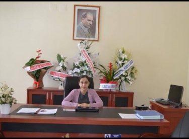 Atatürk Eczacılıkta Görev Değişikliği