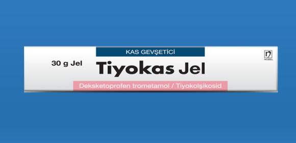 Tiyokas jel nedir ne için kullanılır?