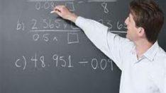 Matematik Öğretmenliği Taban Puanları 2015 – 2016