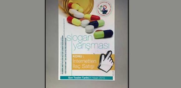 13. Bölge Erzurum Eczacı Odası slogan yarısması düzenliyor