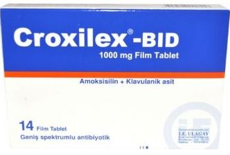 croxilex bid film tablet