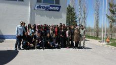 Atatürk Eczacılık'tan Endüstri Gezisi