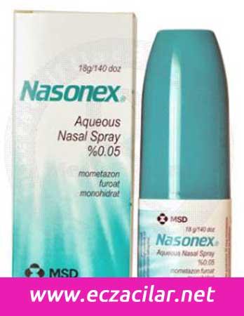 nasonex burun spreyi