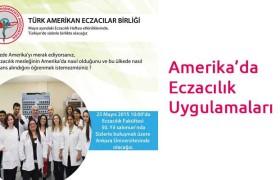 Amerika'da Eczacılık Uygulamaları