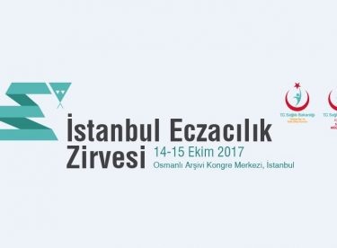 Eczacılığın nabzı İstanbul Eczacılık Zirvesinde atacak